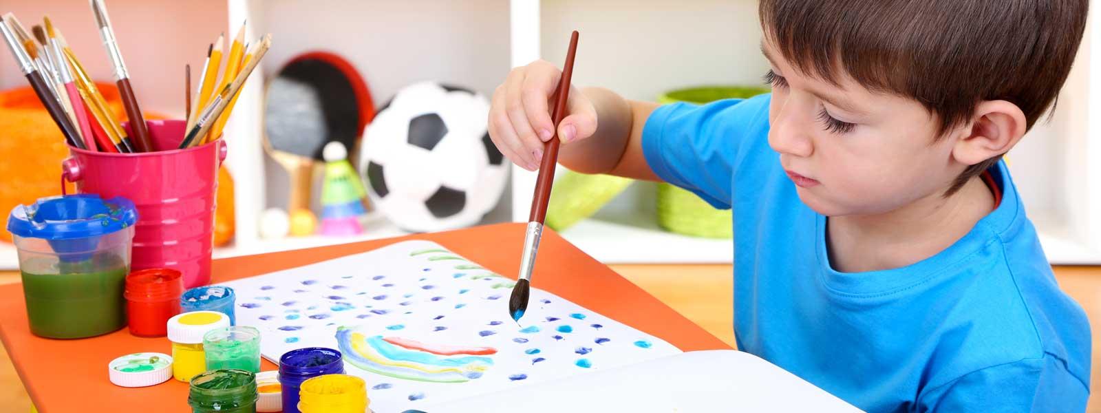 Apple-Pips-Nursery-Rustington-Boy-painting