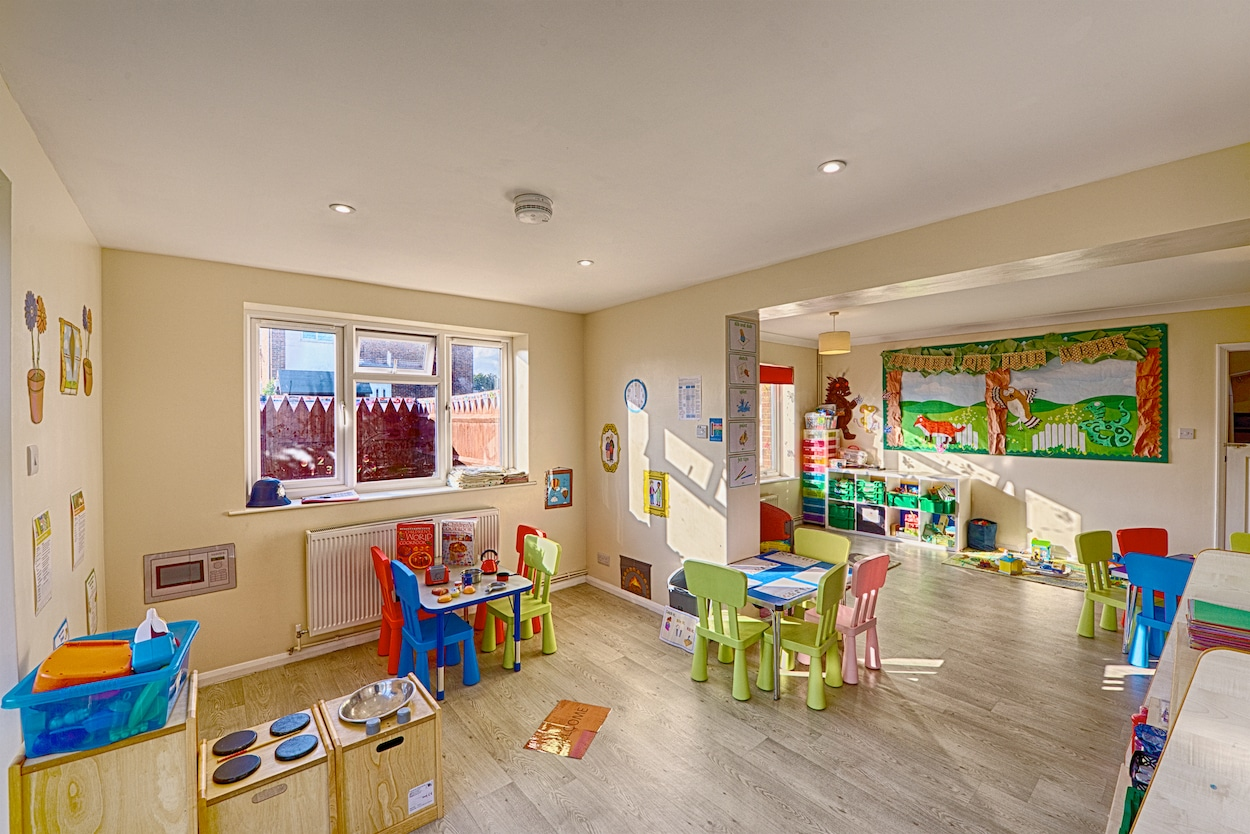 Nursery at Apple Pips Rusington
