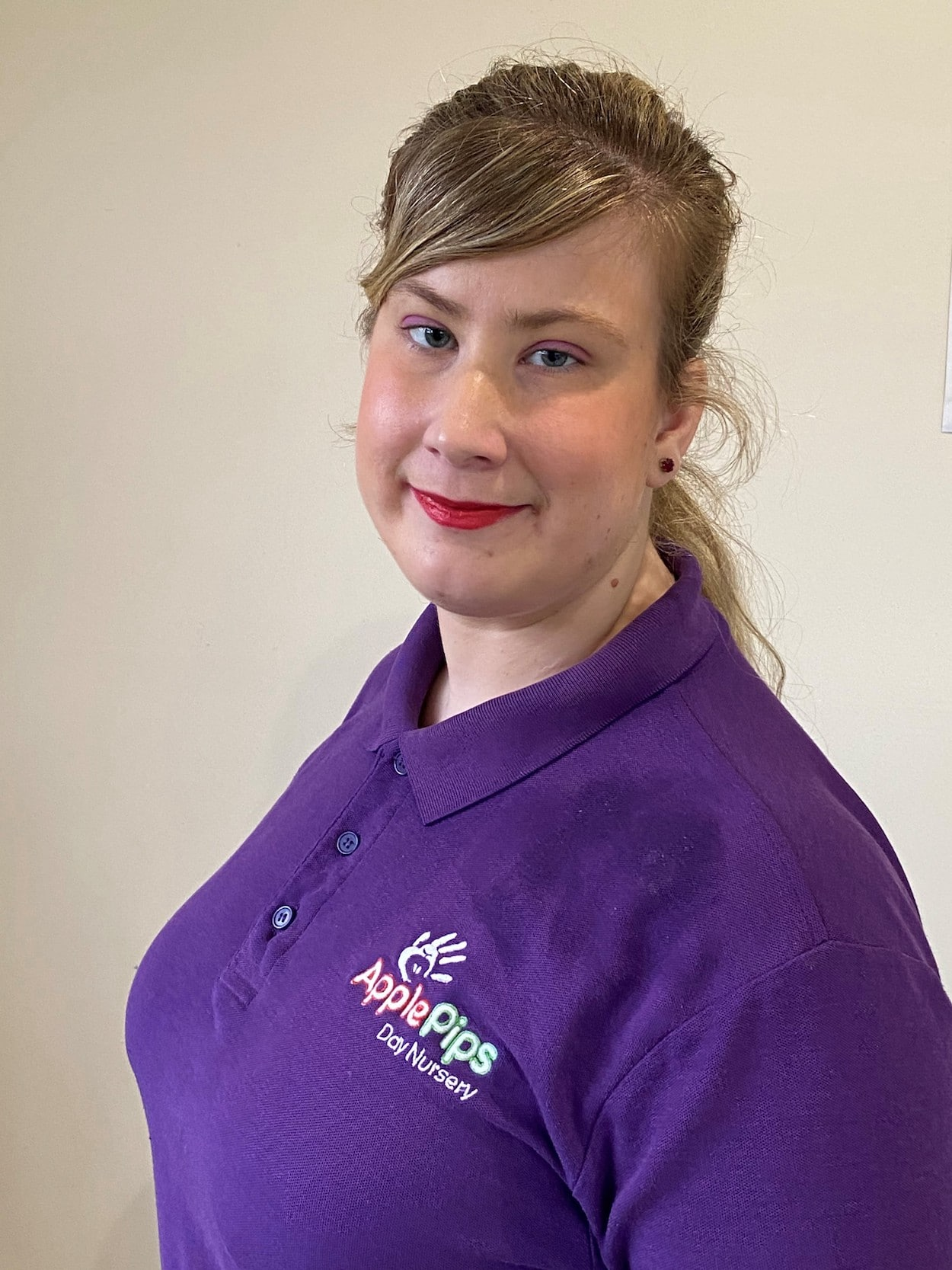Elizabeth - staff member at Apple Pips Day Nursery Rustington