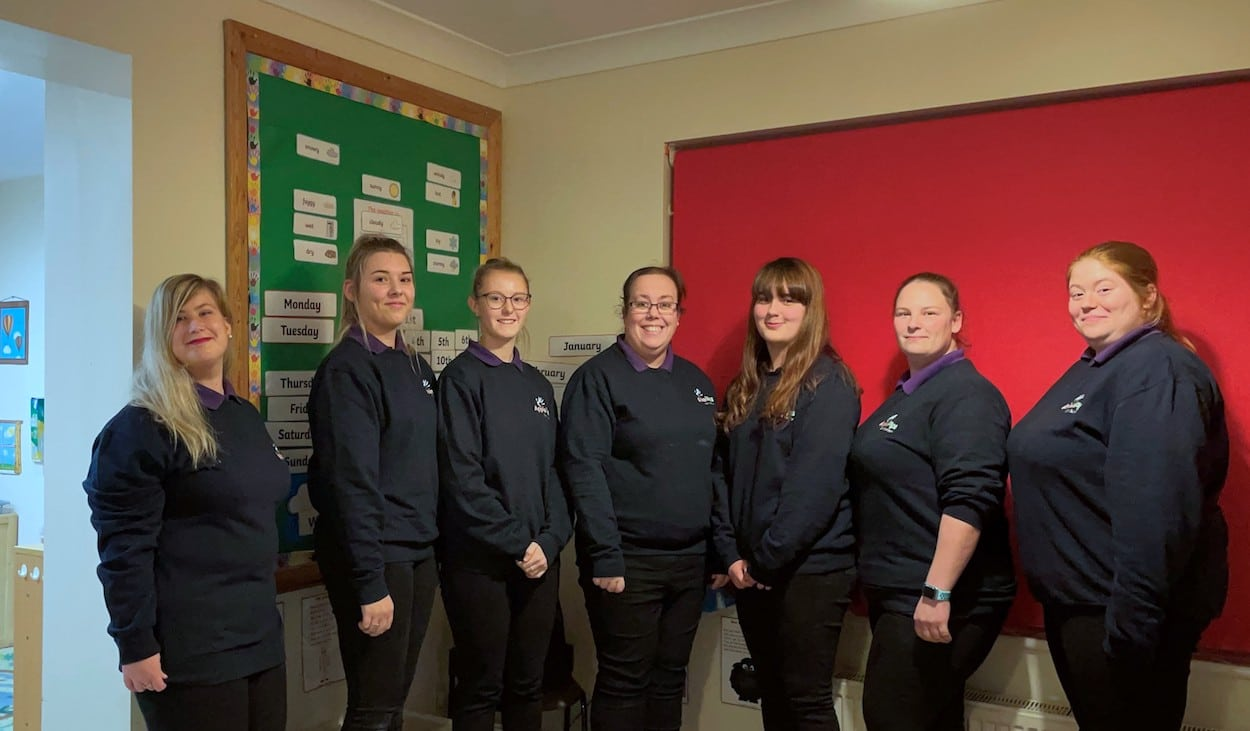 Applepips Day Nursery Team