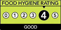 Food Hygiene rating at Applepips Day Nursery